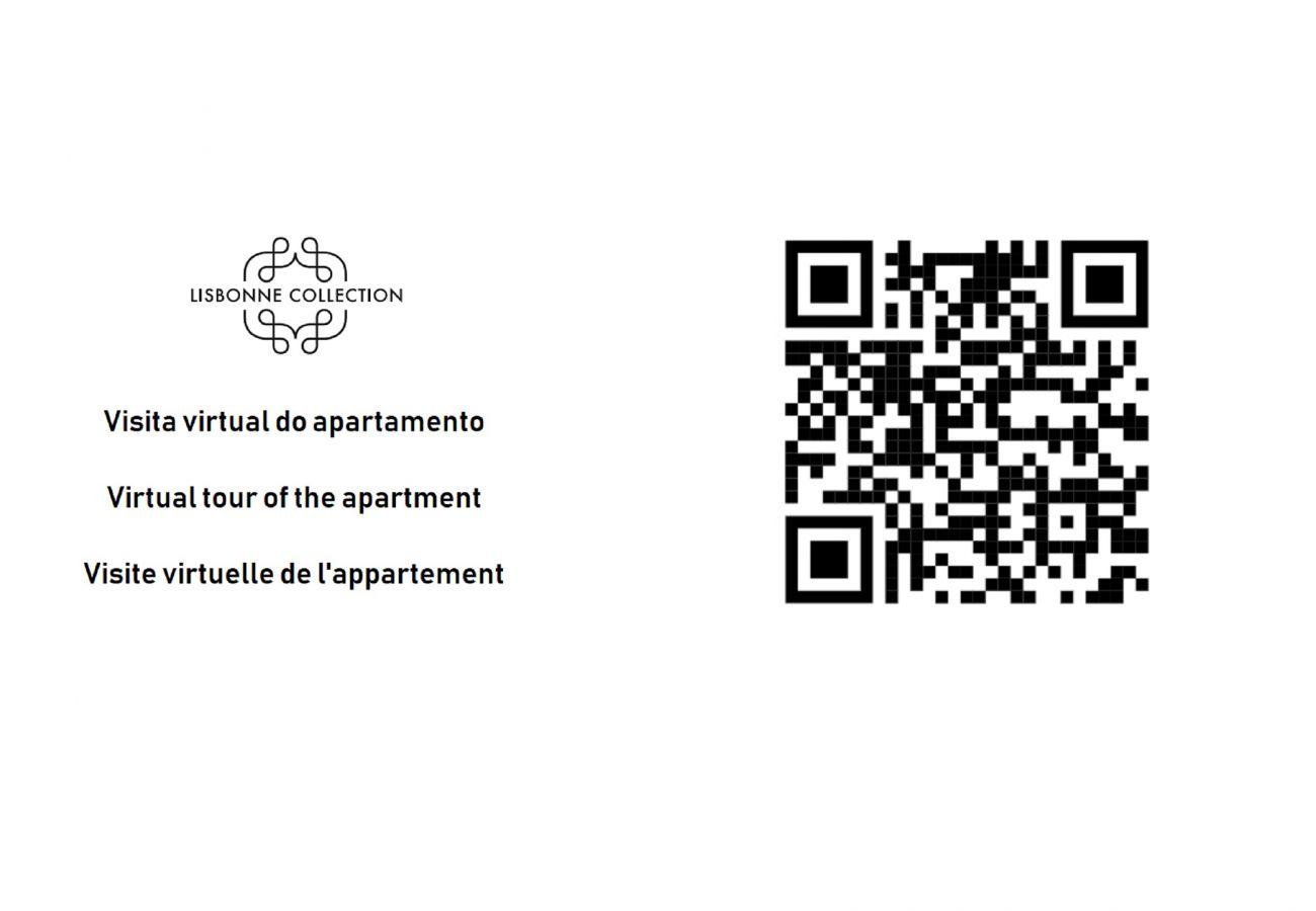 Appartement à Lisbonne - Azulejos' Charming Apartment with Terrace 2 by Lisbonne Collection