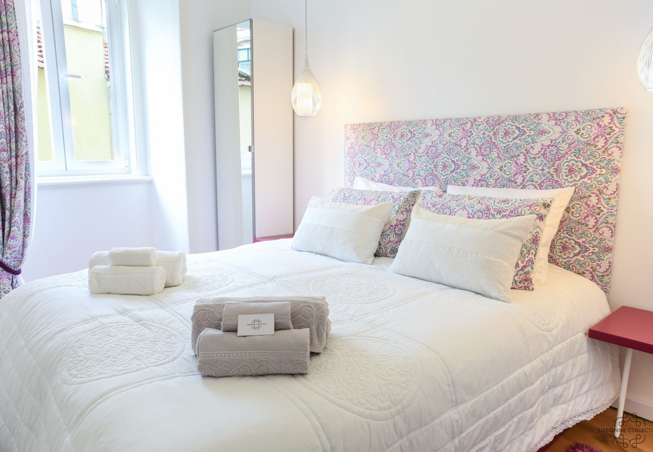 chambre double pour deux personne à Graça pour des vacances