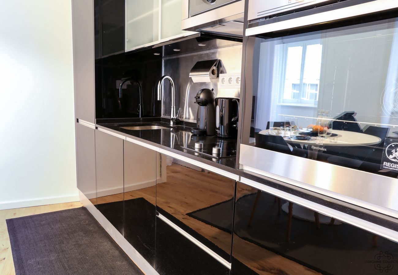 cuisine design et moderne mobilier de standing idéale pour les vacances