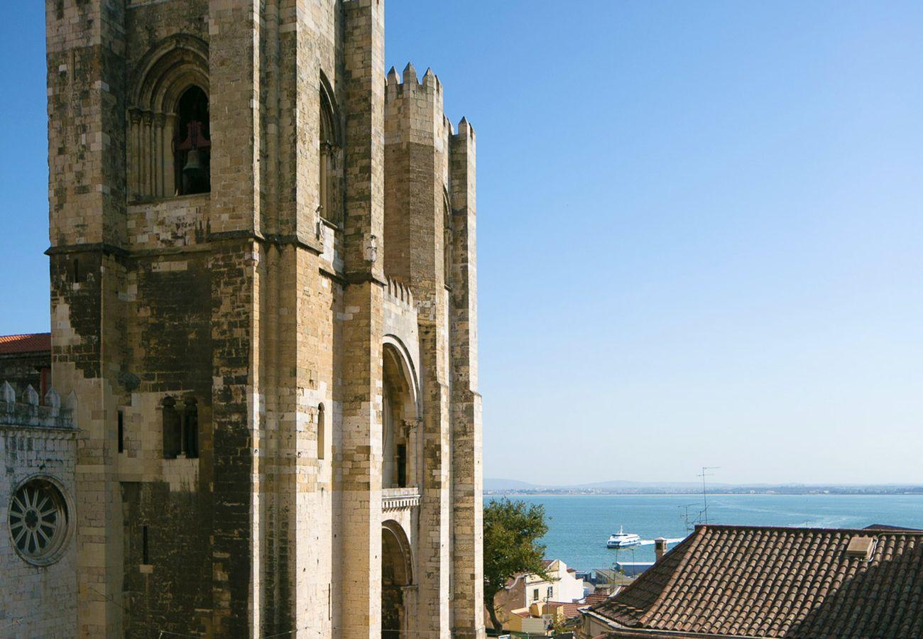 Appartement à Lisbonne - Alfama Balcony River View 11 by Lisbonne Collection