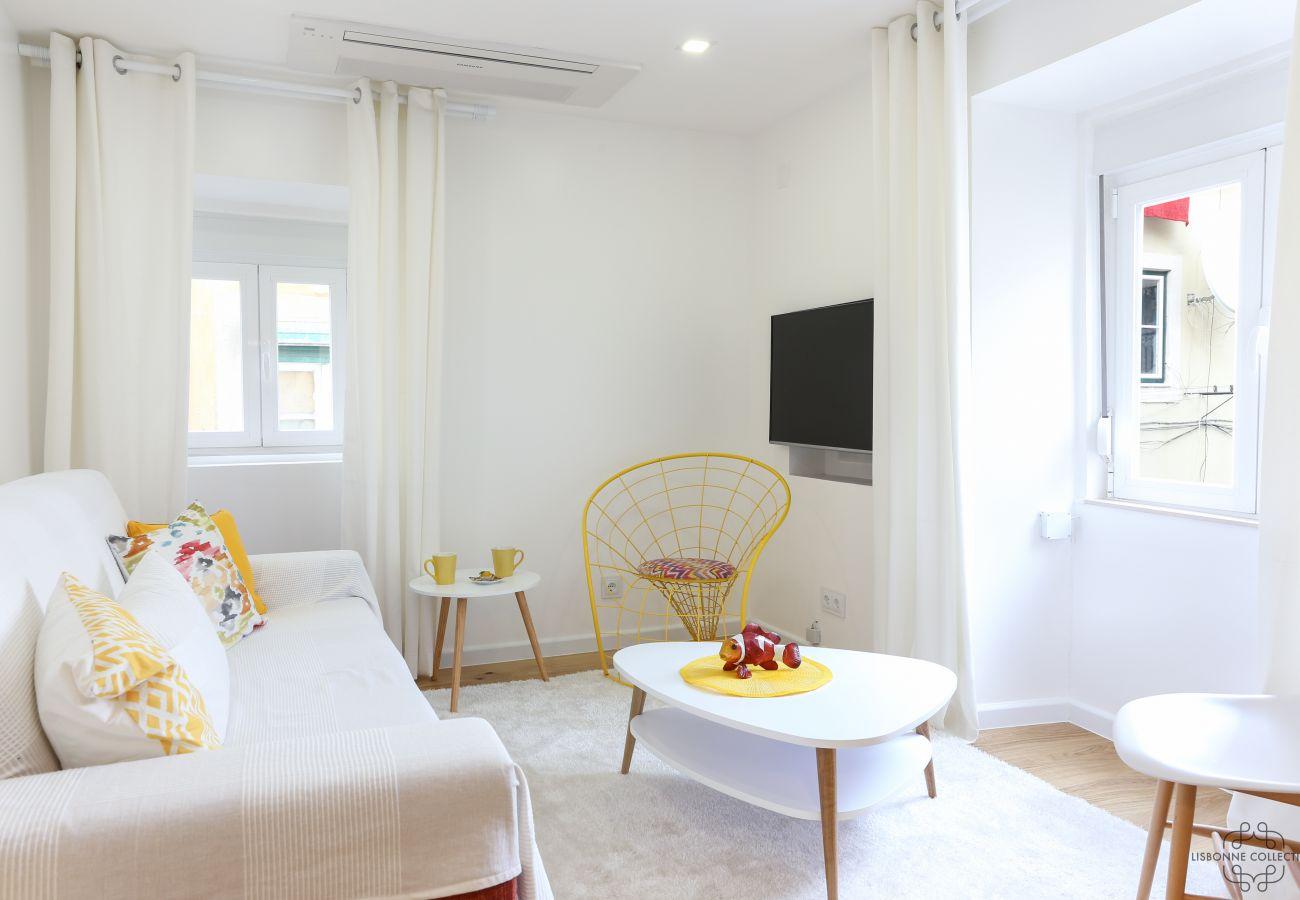 Appartement de location à Lisbonne haut de gamme et prestigieux