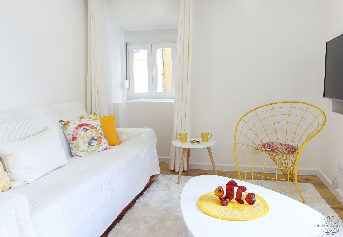 louer un appartement à Lisbonne  pour les vacances dans le centre historique de la ville