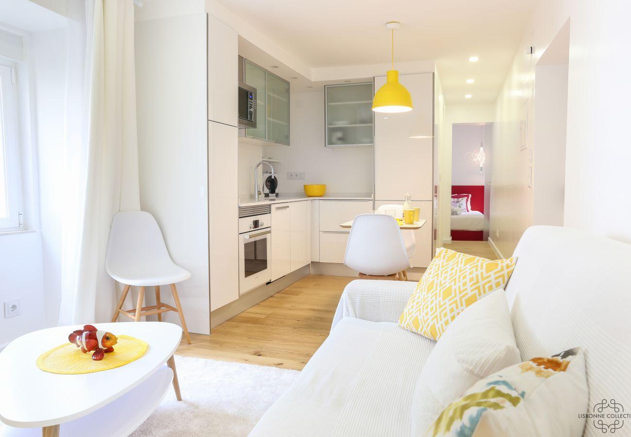 appartement pour deux personnes en location dans le centre historique