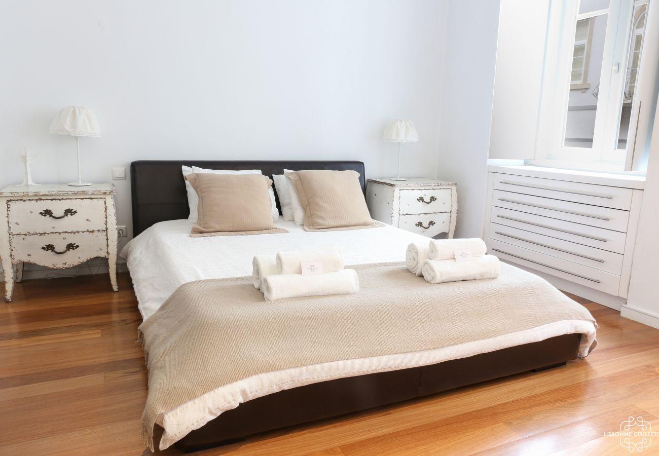 Appartement en centre ville pour un séjour à Lisbonne haut de gamme