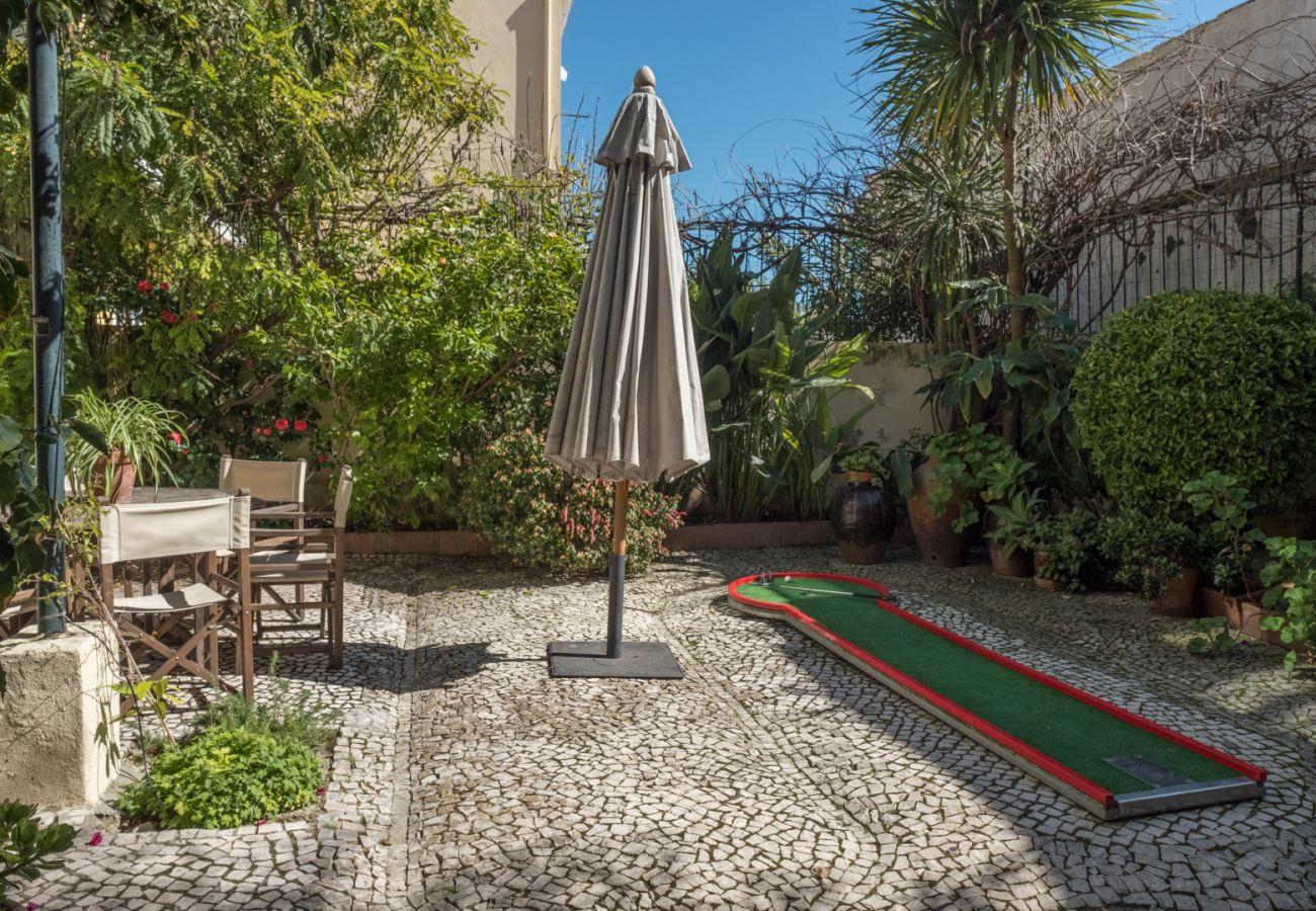 Maison à Lisbonne - Garden Mansion in Historic Centre 4 by Lisbonne Collection