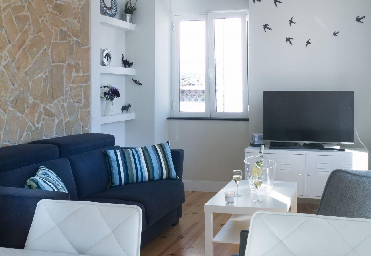 Séjour dans un appartement en plein cœur de Lisbonne à louer pour les vacances