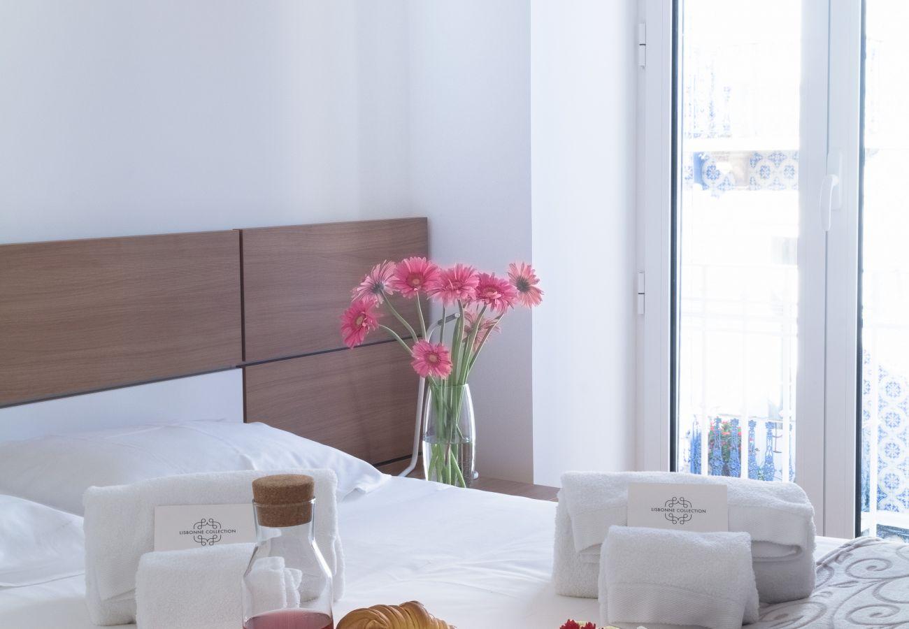 Chambre pour deux personnes adulte à louer dans le centre ville de Lisbonne