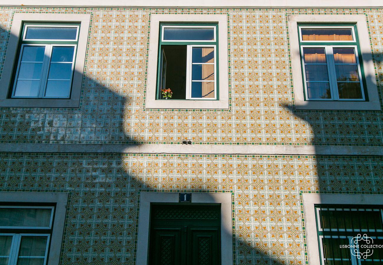 Appartement à Lisbonne - Elegant & Charm Castle Gate 19 by Lisbonne Collection
