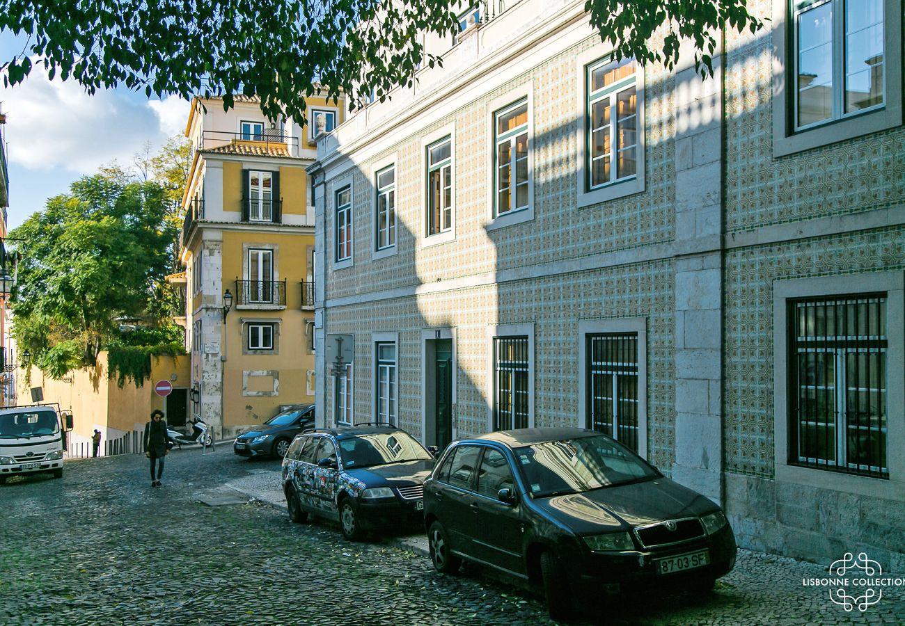 Quartier de l'appartement de location à louer dans le centre ville