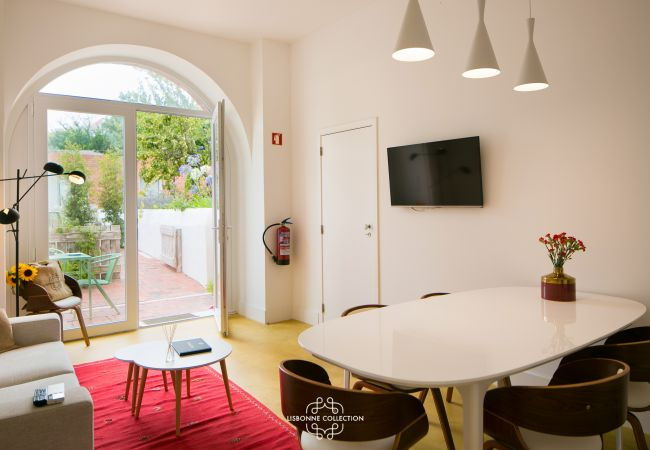 Appartement à Lisboa - Pedro Alexandrino Garden View 26 by Lisbonne Collection