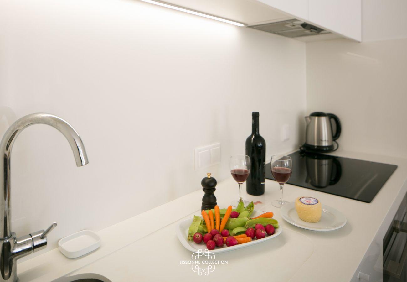 Cuisine pour des vacances en famille ou entre amis à Lisbonne