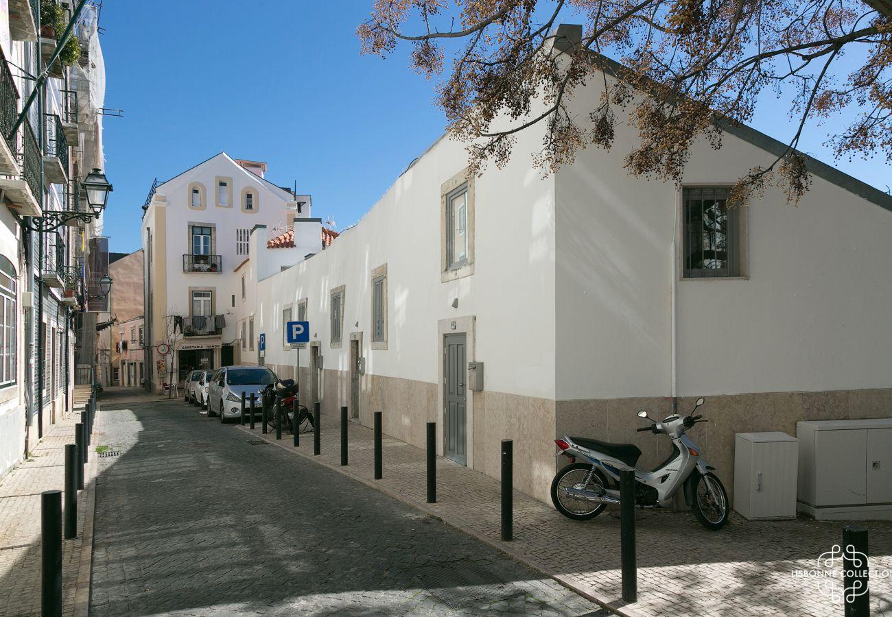 Appartement à Lisbonne - Charming and Unique City Centre Apartment 43 by Lisbonne Collection