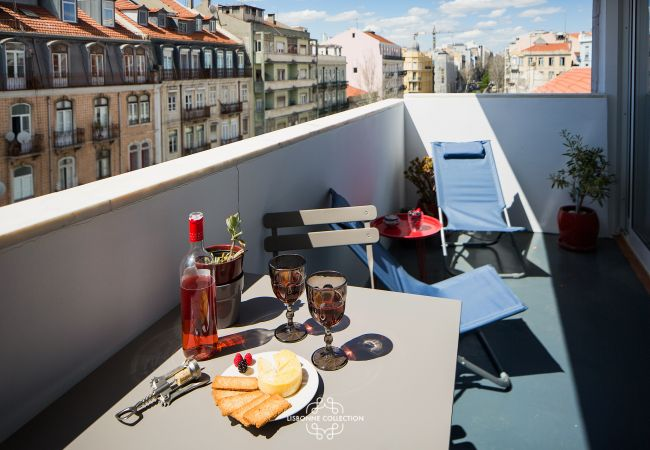 Appartement à Lisboa - Almirante Reis 45 by Lisbonne Collection