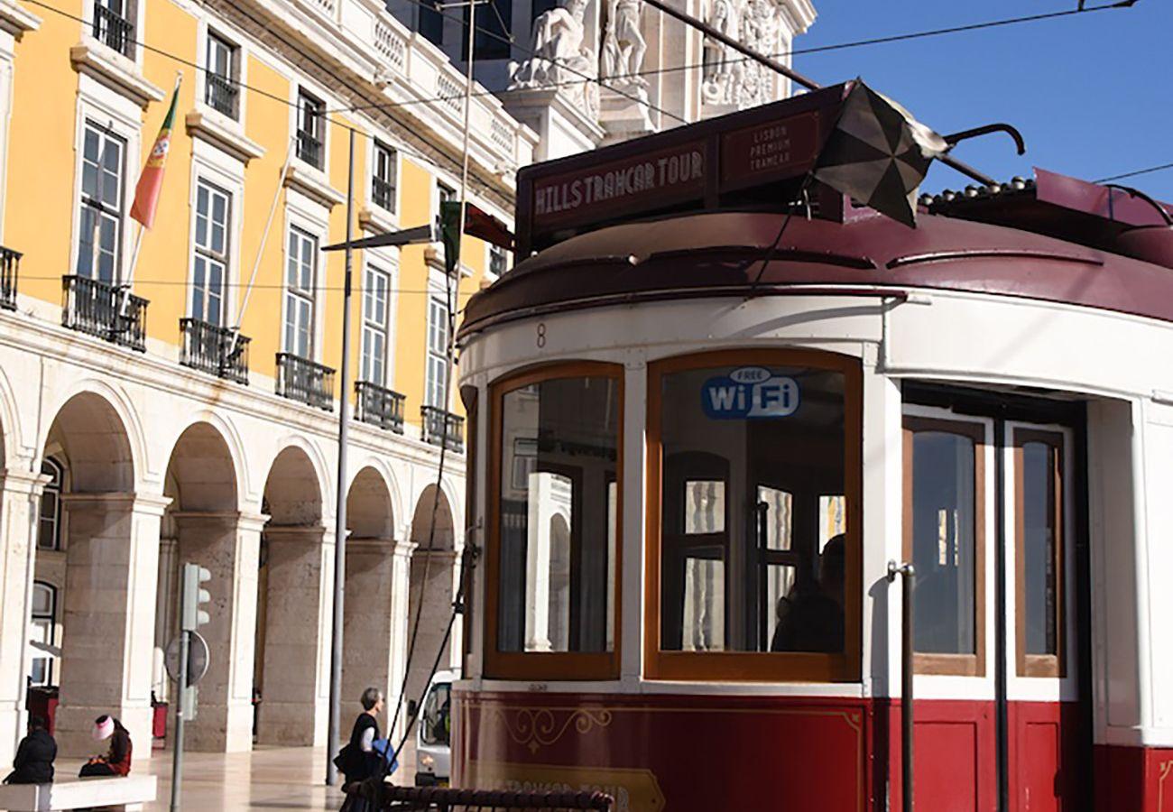 Appartement à Lisbonne - Very Central Balcony Apartment 45 by Lisbonne Collection