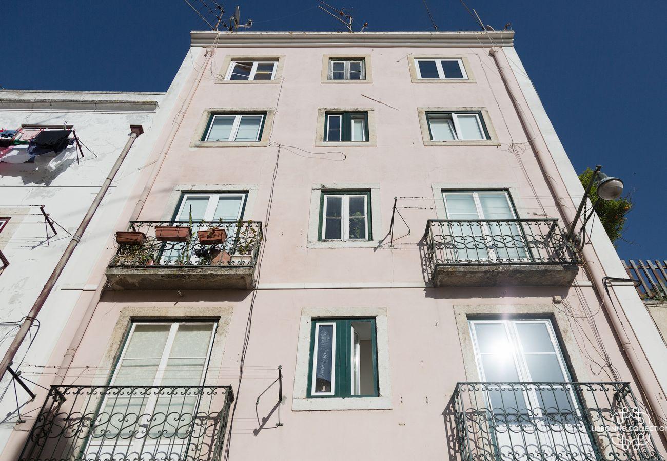 Appartement à Lisbonne - Trendy, Vintage with Castle View Apartment 44 by Lisbonne Collection
