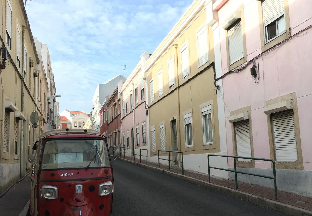 Rue représentative du Portugal pour se balader et découvrir la ville