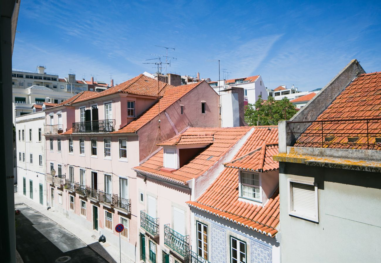 Splendide vue sur Lisbonne et ses 7 collines pour les vacances