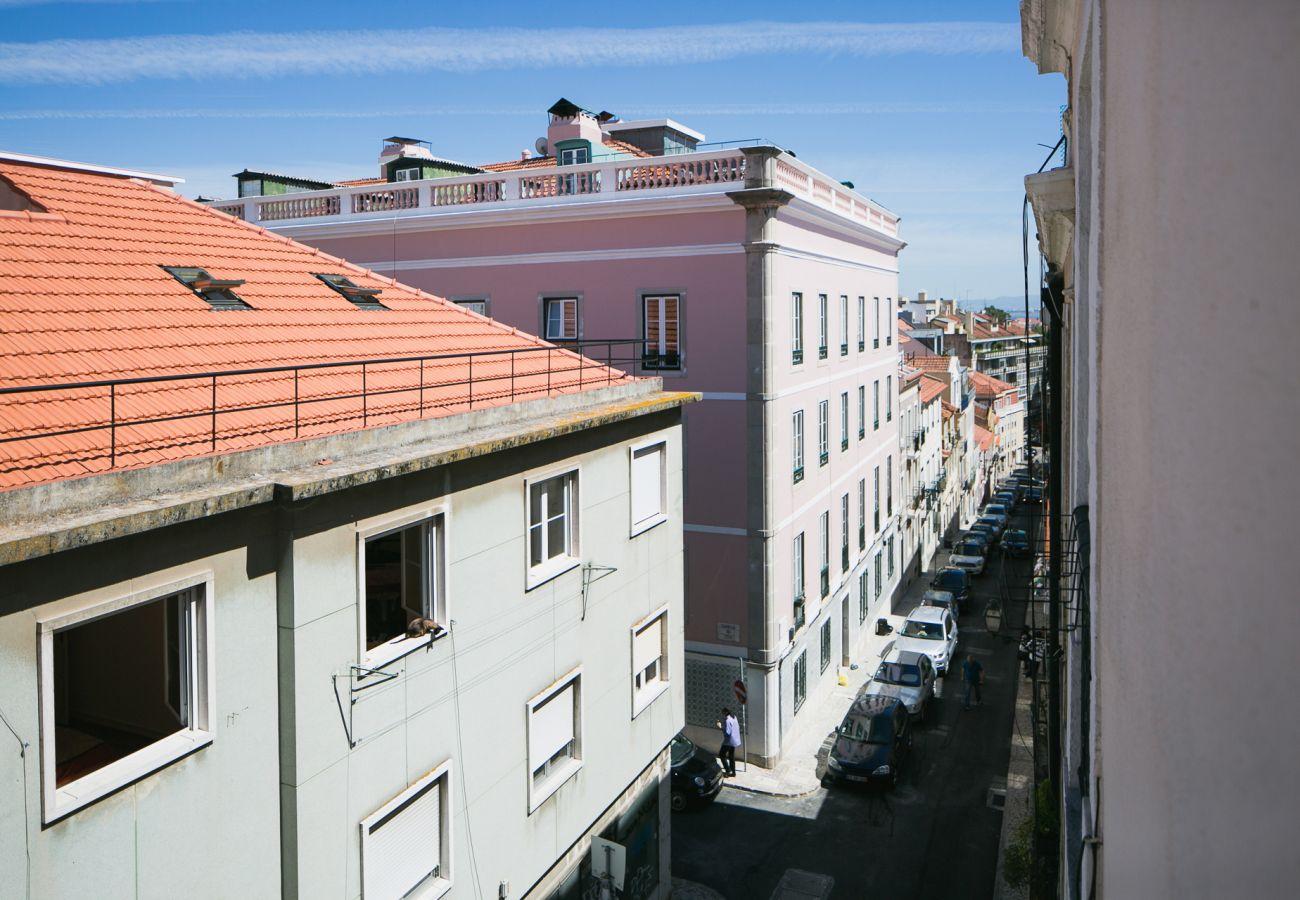 Panorama sur le quartier emblématique de Graça