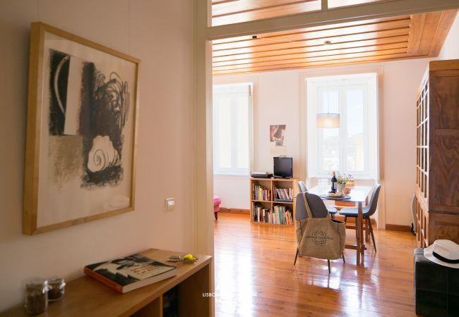 Appartement à Lisboa - Authentic Castle Apartment 50 by Lisbonne Collection