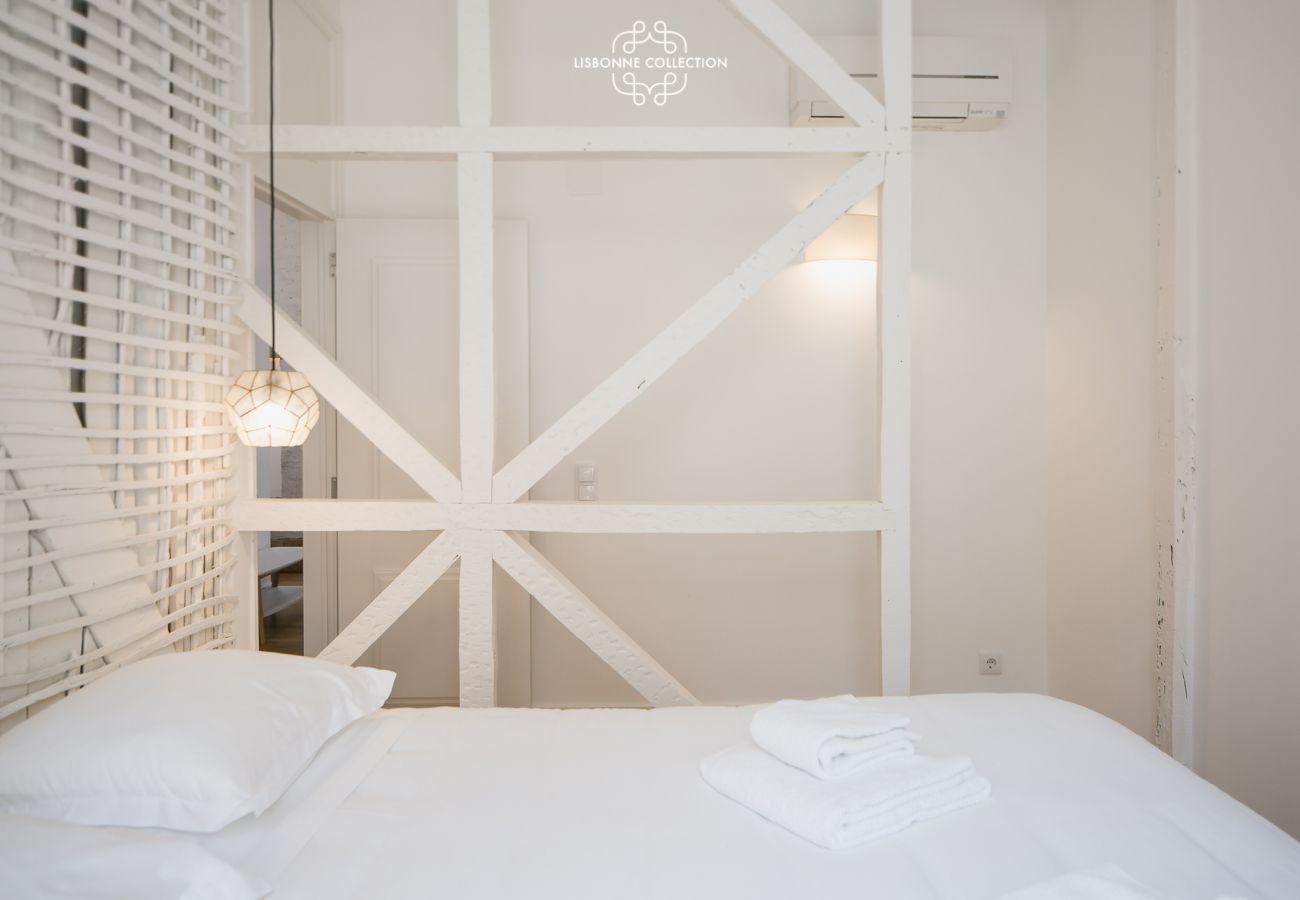 Chambre double à louer à Lisbonne pour des vacances en famille