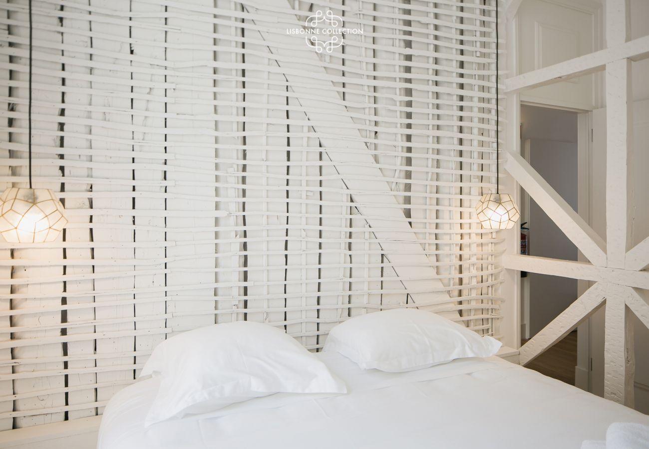 Chambre double lumineuse et cosy pour des vacances entre amis