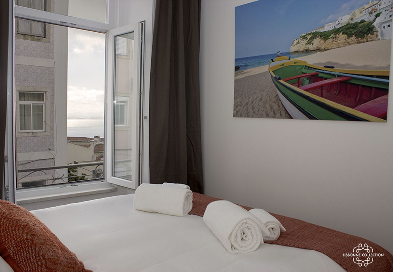 Grande chambre à louer dans la capitale portugaise