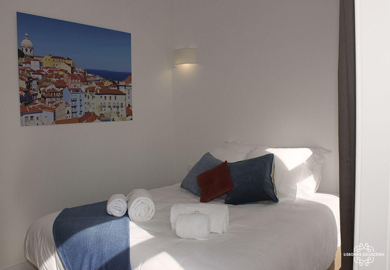 Chambre spacieuse et resplendissante au cœur de la ville de Lisbonne