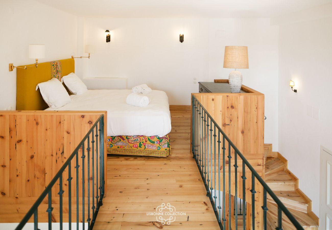 Appartement de luxe idéal pour un séjour à deux dans le centre de Lisbonne