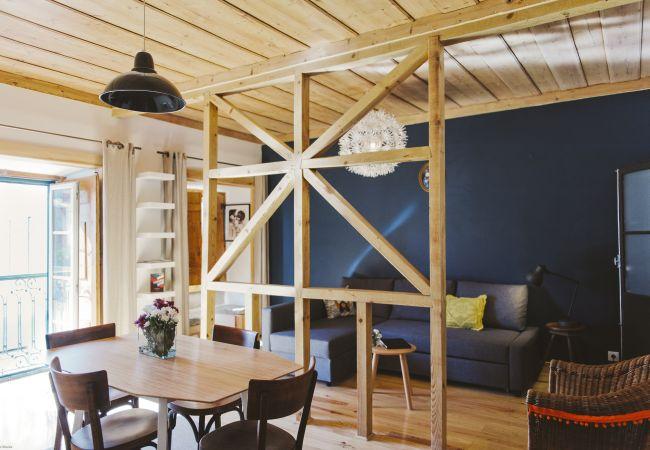 Appartement à Lisboa - Santa Apolonia Design 55 by Lisbonne Collection
