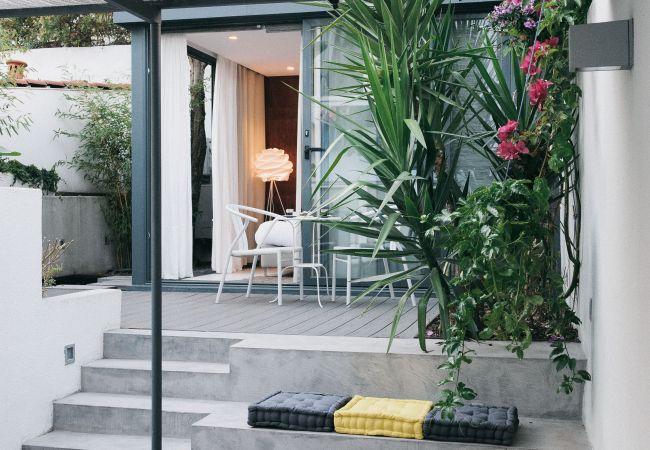 Appartement à Lisboa - Estrela Terrace 52 by Lisbonne Collection