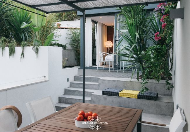 Appartement à Lisboa - Estrela Terrace 52 by Lisbonne Collection