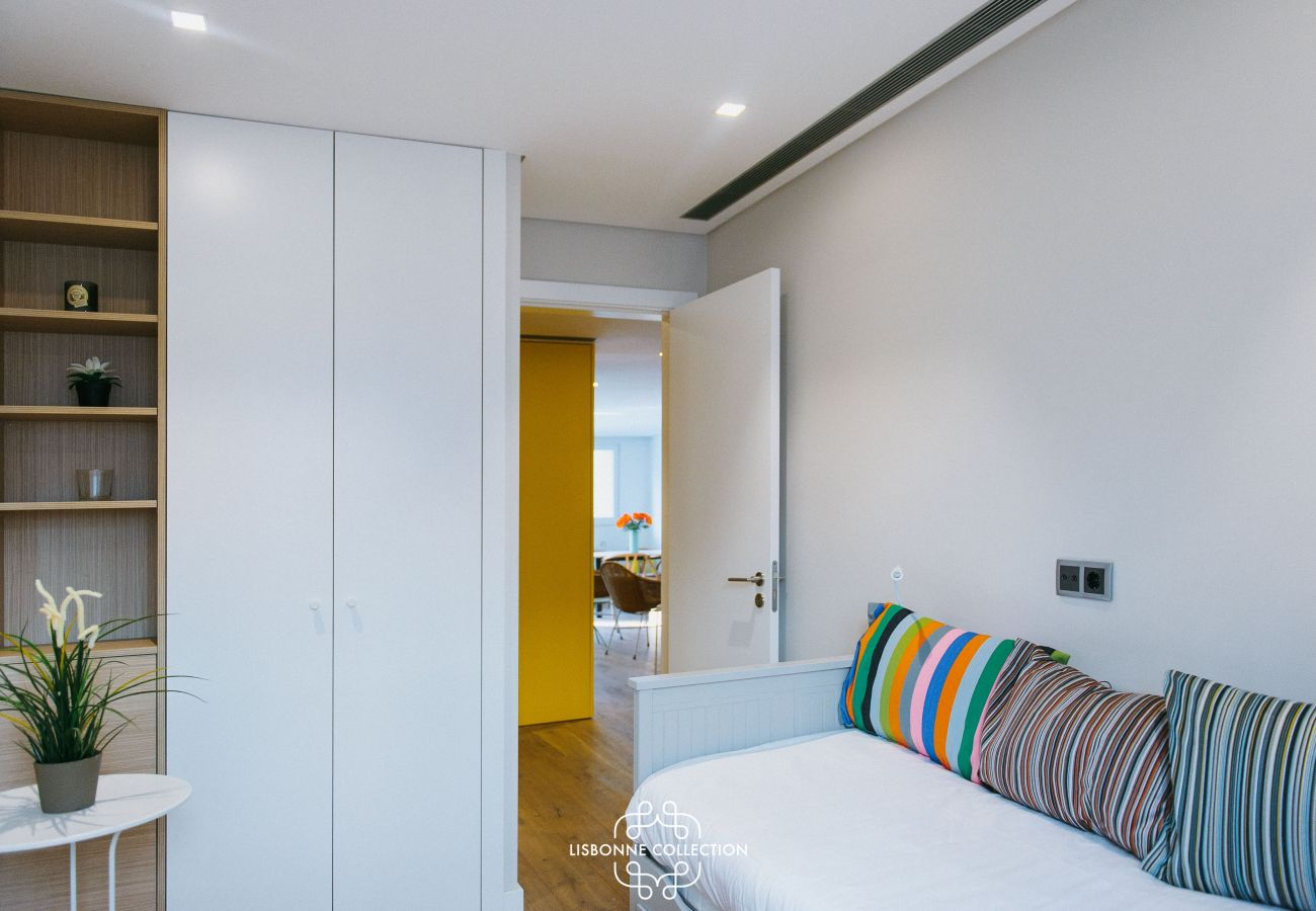 Appartement à Lisbonne - Estrela Terrace 52 by Lisbonne Collection