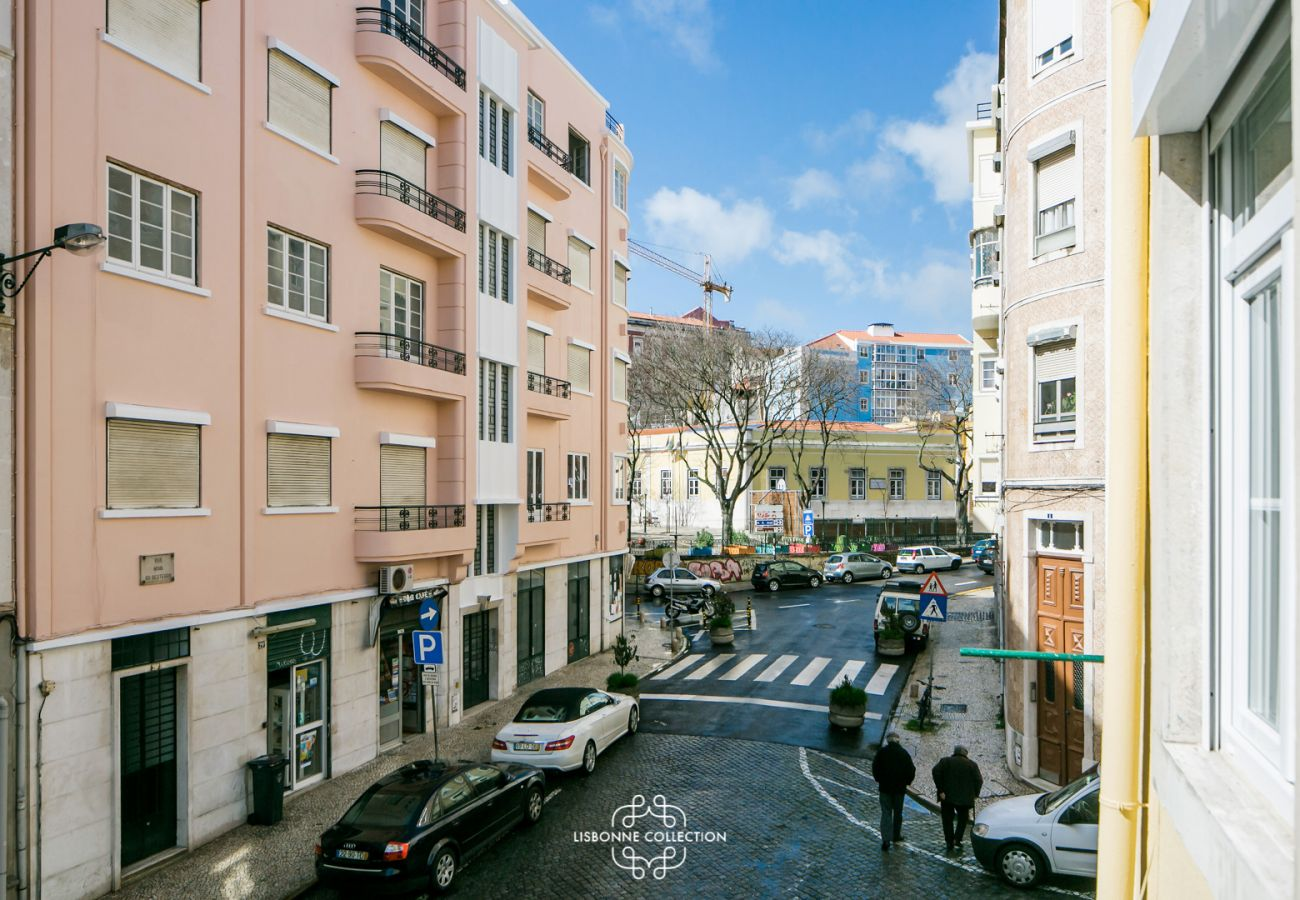 Appartement à Lisbonne - Very Central and Charming Apartment 60 by Lisbonne Collection