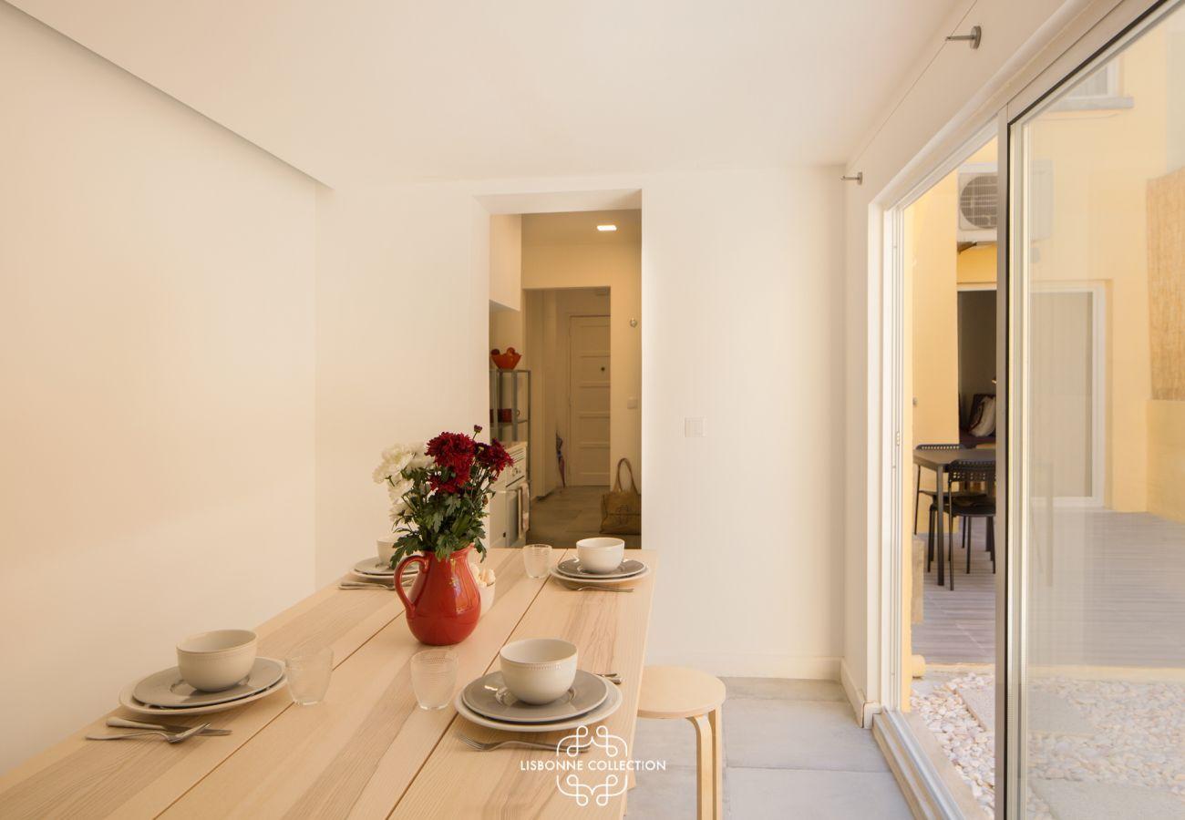Appartement à Lisbonne - Sleek and Comfortable Pateo 51 by Lisbonne Collection