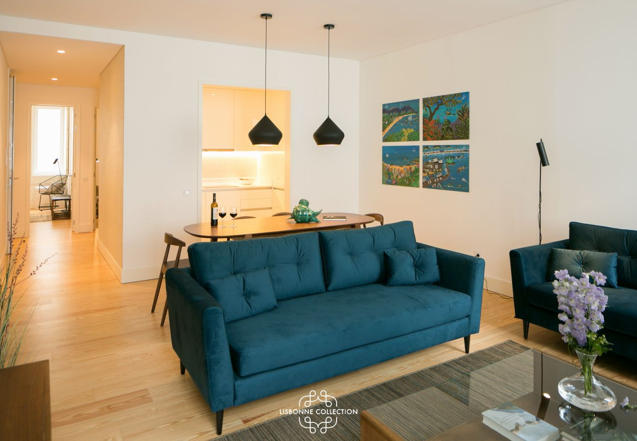 Appartement à Lisbonne - Downtown Stylish by the River 66 by Lisbonne Collection