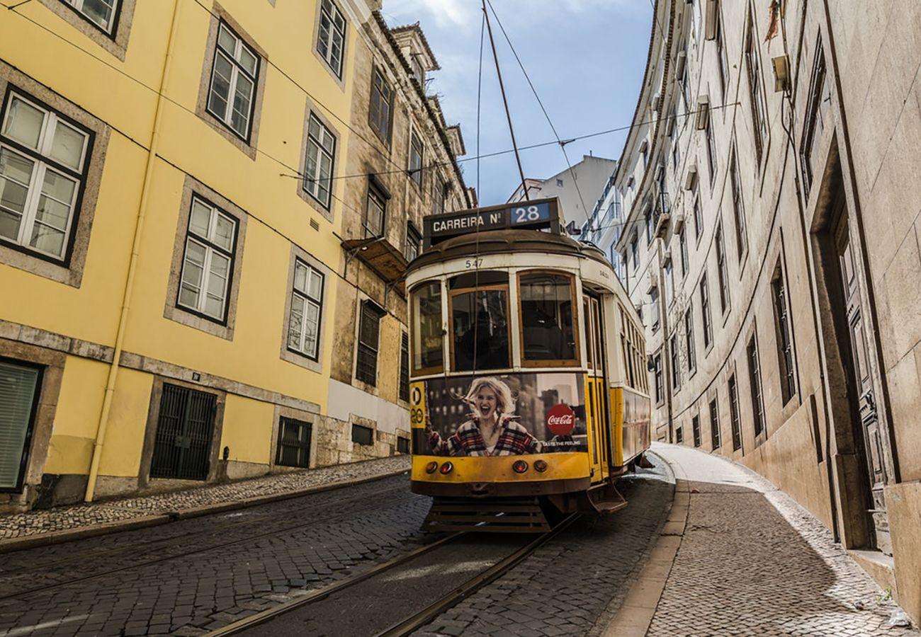 Appartement à Lisbonne - Downtown Stylish by the River 66 by Lisbonne Collection