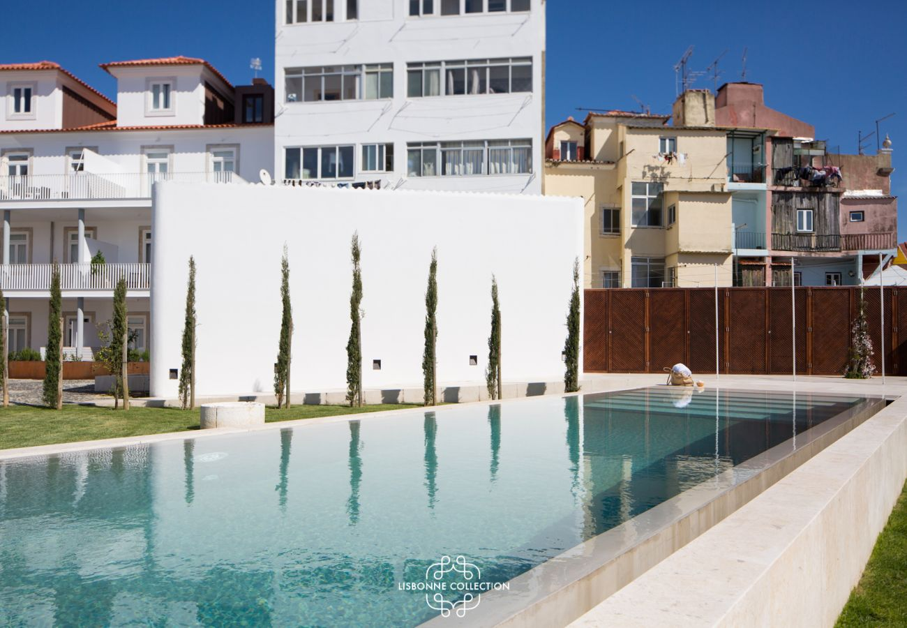 Appartement à Lisbonne - Designer´s Apartment with Parking and swimming pool 58 by Lisbonne Collection