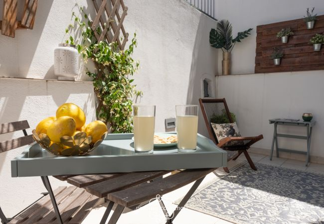 Appartement à Lisboa - One Bedroom with Terrace in Alfama Centre 75 by Lisbonne Collection