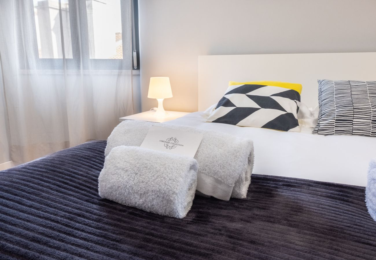 Appartement à Lisbonne - Bright american style in the city center 76 by Lisbonne Collection
